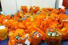 As winter sets in, the pressure put on food banks in the Merseyside area is higher than ever.