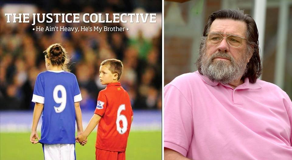 The Justice Collective single has been backed by numerous celebrities, including Ricky Tomlinson; Ricky Tomlinson pic © Trinity Mirror