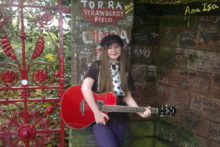 An 11-year-old songwriter who was touched by the Hillsborough Justice Campaign has written her own tribute song in honour of the cause.