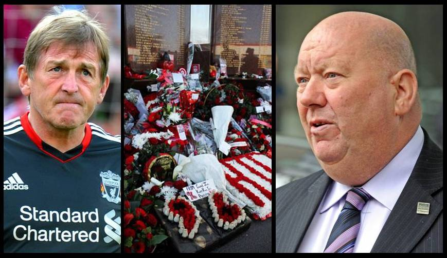 Kenny Dalglish was sacked © Trinity Mirror; Hillsborough campaigners saw justice come closer; Joe Anderson became Liverpool's first elected Mayor © Trinity Mirror