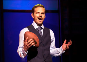 Ben Richards as Franklyn J Hart in 9 to 5
