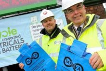 Sefton recycling centres are giving away free bags in an aim to stop precious metals ending up in landfill.