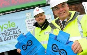 The Merseyside Recycling and Waste Authority bag scheme