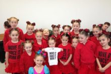 A Wirral dance school had the chance to perform for royalty when Prince Charles made a visit to Merseyside.