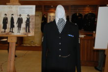A new exhibition in Liverpool is showcasing the changing styles of police uniform down the years.
