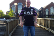 Welshman David Parry will walk from his home town to Liverpool over nine days to raise awareness of  mental health problems.