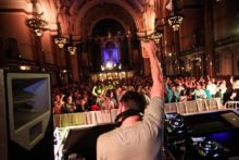 Liverpool-based promoters Freeze have thrown parties in historically significant locations, and this time they took over Camp and Furnace.