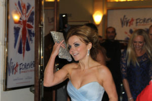 Geri Halliwell suffered with Bulimia for years. Copyright Wikipedia/Creative Commons