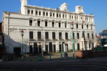 Liverpool's landmark Scandinavian hotel could be turned into student halls if planners give the go-ahead.