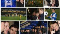 JMU Journalism's final year sports reporting class visited Chester FC, covering their 3-1 win over Gainsborough Trinity.