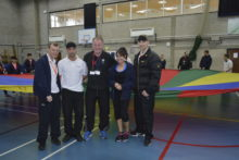Bootle sports students have been taught new skills to deliver exercise and fitness to people who are visually impaired.