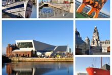 Pictorial tribute to Liverpool's wonderful waterfront.