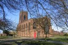 The future of one of Liverpool's most iconic churches is more secure, thanks to a grant from the Heritage Lottery Fund.