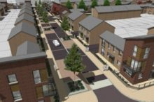 Plans for the Welsh Streets area of have been submitted, paving the way for a £15m regeneration of the Toxteth and Dingle districts.