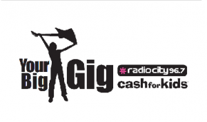 'Your Big Gig' competition giving singers the start they need ©RadioCity