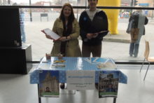 A campaign against government spending cuts has gained an overwhelming number of signatures so far.