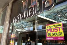 Clothing store Republic is the latest high street retailer to go into administration, with four Merseyside shops affected.
