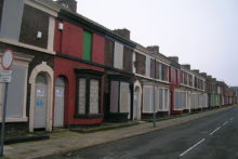 Abandoned houses in the Granby, Picton and Kensington regeneration zones will be sold for £1.