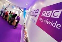 The BBC Worldwide Showcase saw stars come to Liverpool as some of the best British shows were sold to TV networks from around the world.