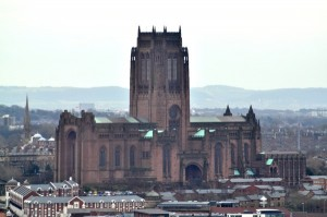 The Anglican Cathedral in Liverpool. Photo: Ida Husøy