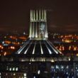 Liverpool Metropolitan Cathedral echoed to the sound of Carols by Candlelight.