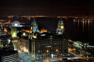 The Liver Building in Liverpool. Photo: Ida Husøy