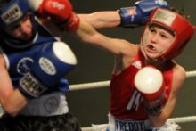 Three teenage boxers from Liverpool are set to represent England after becoming Amateur Boxing Association champions.
