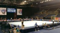 Olympians will feature in the British Gymnast Championships at Liverpool's Echo Arena this weekend.