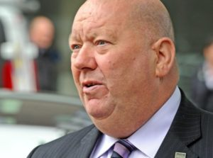 Liverpool Mayor Joe Anderson, who has spoken out against the cuts © Trinity Mirror