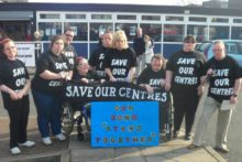 Three Merseyside day care centres threatened with closure have been given a temporary reprieve by Wirral Council.