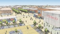 Plans for a new bus station in Kirkby have been approved as part of a £200m regeneration of the area.