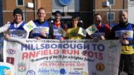 Fundraisers are set to run 96 miles in three days from Sheffield to Liverpool in memory of the 96 fans who died at Hillsborough.