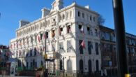 Liverpool's landmark Scandinavian Hotel in Chinatown could be turned into student flats.