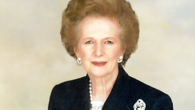 Opinions are deeply divided as Baroness Margaret Thatcher, Britain's only ever female Prime Minister, dies aged 87.