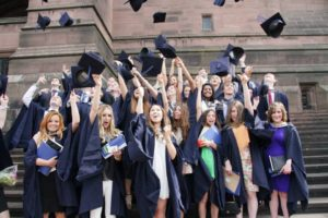 Apprentices are to be given their chance to put on their hat and gowns © LJMU