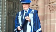 JMU Journalism talks to Lord Michael Heseltine as he receives an Honorary Fellowship from Liverpool John Moores University.