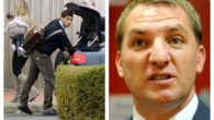 The Luis Suarez transfer saga rumbles on, with manager Brendan Rodgers hitting out over his attempts to force a move to Arsenal.