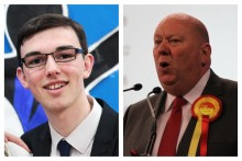 The row over Councillor Jake Morrison's departure from the Labour Party took new twists this week, with angry words and threats of legal action.