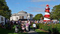 The Port Sunlight Village Festival celebrated its 125th anniversary with two fun-filled days of live music, dog shows and funfairs.