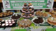 Two Wirral libraries help to raise funds for Macmillan Cancer Support at what was dubbed their 'World's Biggest Coffee Morning'.
