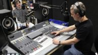 Classic FM broadcast its output live from the large studio in LJMU's Redmonds Building in a ground-breaking initiative.