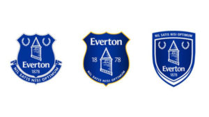 New Everton badge choices  Pic © Everton FC