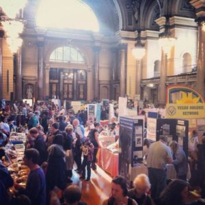 Live A Better Life fair attracts crowds to St Georges Hall