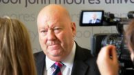 Liverpool Mayor Joe Anderson tells JMU Journalism he is doing everything he can to stop the city going bankrupt.