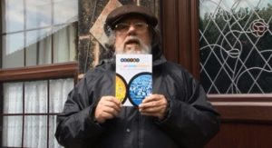 Actor Ricky Tomlinson stars in short films for the 'Lets Get Ready Liverpool' campaign © Liverpool Express