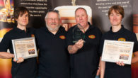 A Birkenhead brewery has won the award for the best standard bitter in the North West.