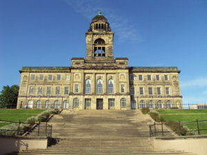 Wallasey Town Hall. Pic © Wikipedia/Creative Commons