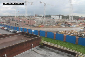 Building work taking place at Alder Hey © Alder Hey Website