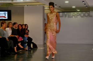 Liverpool Fashion Week 2013. Pic by Laura Ryder