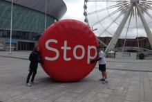 This month sees the launch of the annual campaign to encourage people to quit smoking, 'Stoptober'.